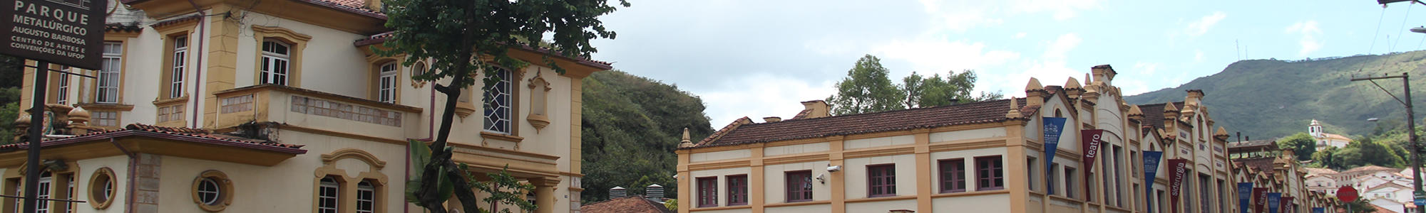 Imagem do Centro de Artes e Convenções